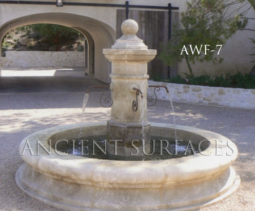 Antique-Pool-Fountain-APF-7